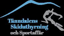 Tänndalens Skiduthyrning och Sportaffär Logo